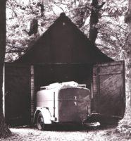Feuerwehrhaus in der Klosterstraße